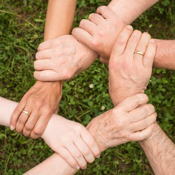 Do Good Lives Have to Cost the Earth? Exploring the Power of Community
