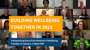 Building Wellbeing Together in 2021