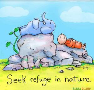 Refuge in Nature