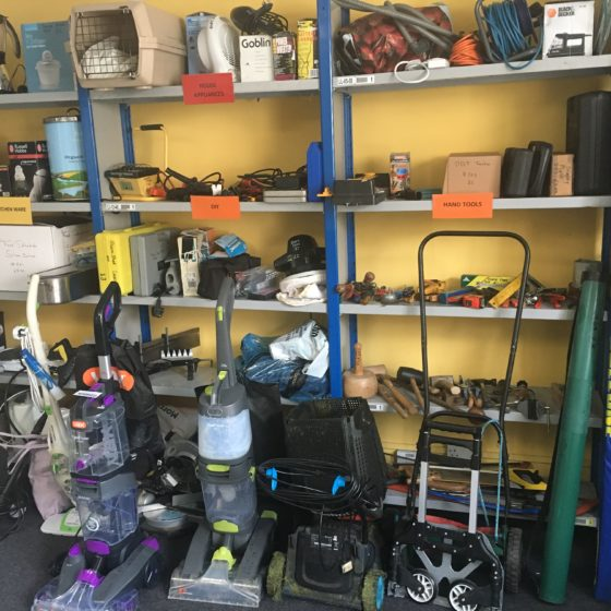 Items To Borrow From Share Shed Totnes